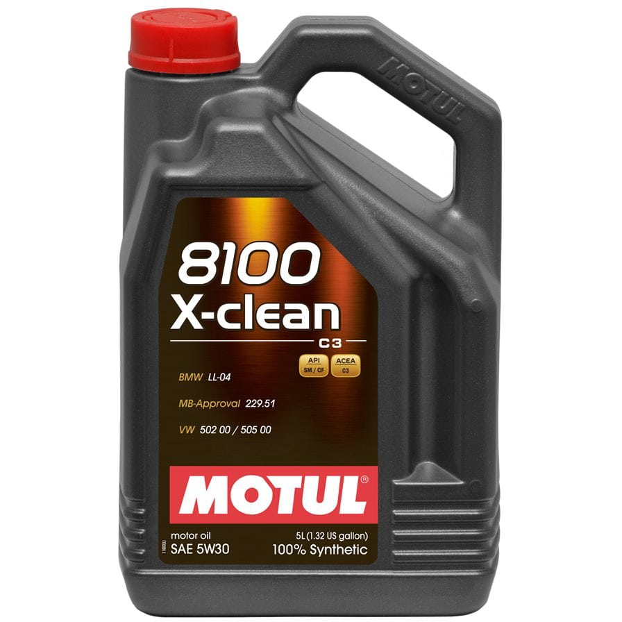 motul 8100 5w30 x clean c3 motor oil 5l touge tuning. Black Bedroom Furniture Sets. Home Design Ideas