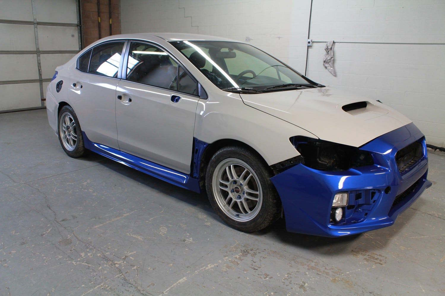 2015 Wrx Project Northstar Full Vehicle Vinyl Wrap