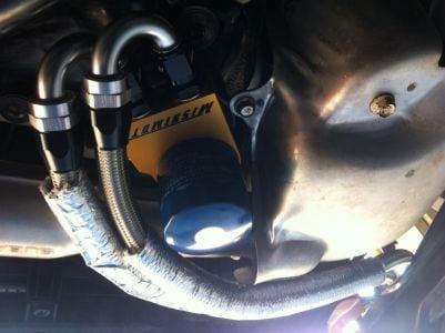 Mishimoto Oil Cooler Kit - 2008-2014 Subaru WRX STi ...