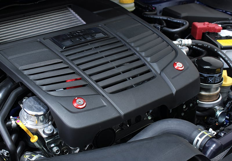perrin engine cover lockdown - 2015-2020 subaru wrx