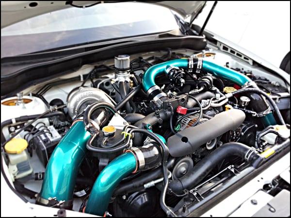 ETS Rotated Turbo Kit – Subaru