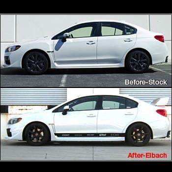 Eibach Pro Kit Lowering Springs 2015 2017 Subaru Wrx Sti Touge Tuning