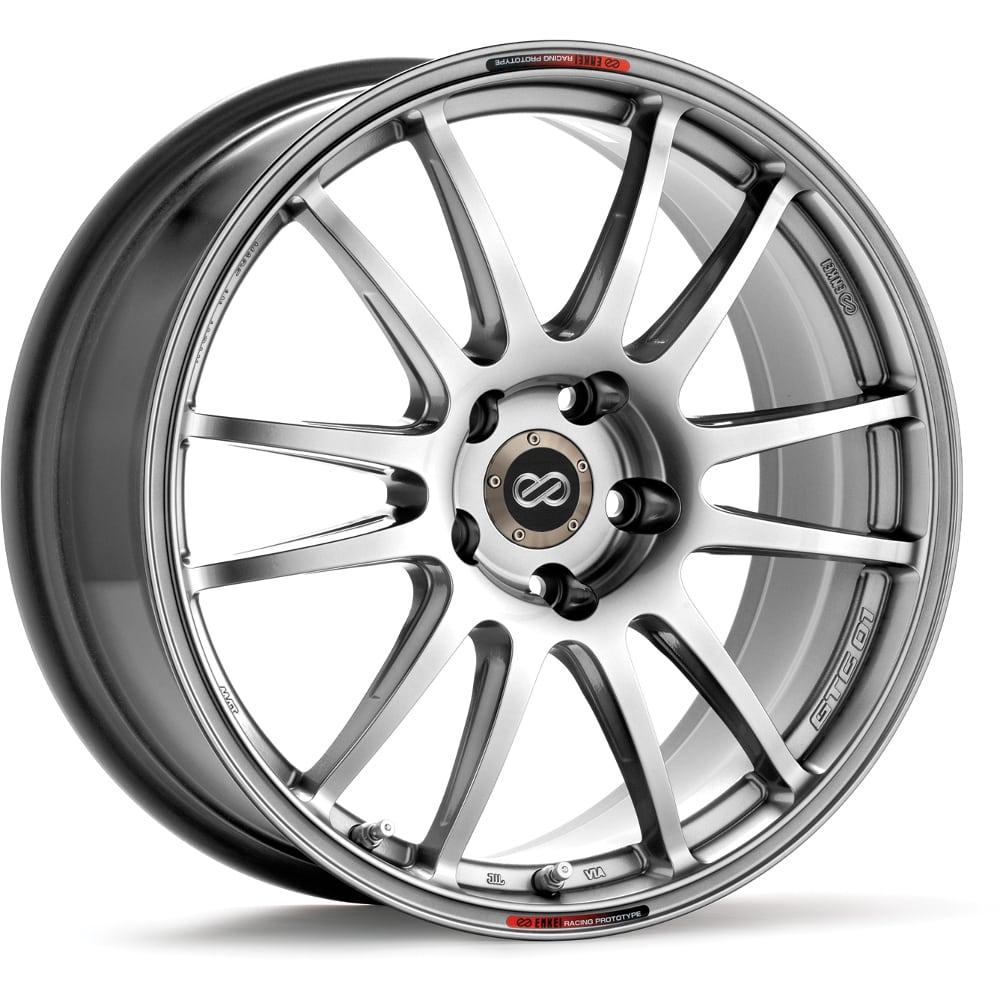 "2006 Aston Martin Vantage Interior: Enkei GTC01 20x9"" Lightweight Racing Wheels"