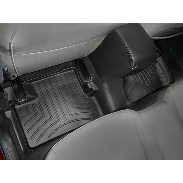 weathertech black rear floor mats 2010 2013 mazdaspeed3. Black Bedroom Furniture Sets. Home Design Ideas