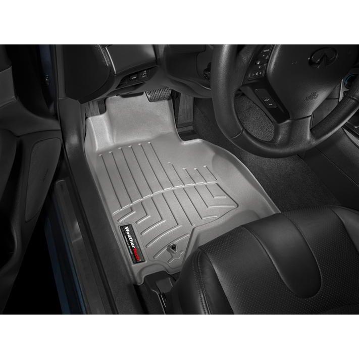 Weathertech Grey Front Floor Mats 2007 Infiniti G35 G35x