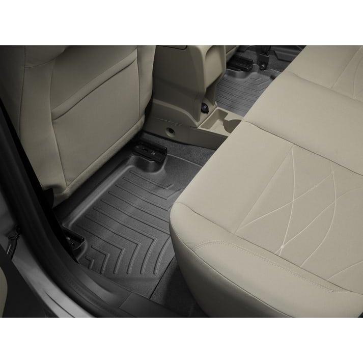 Weathertech Black Rear Floor Mats 2014 2018 Ford Fiesta Touge Tuning