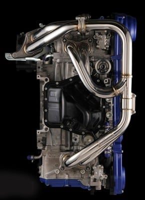 Tomei Expreme Twin Scroll Exhaust Manifold Large Piping ...