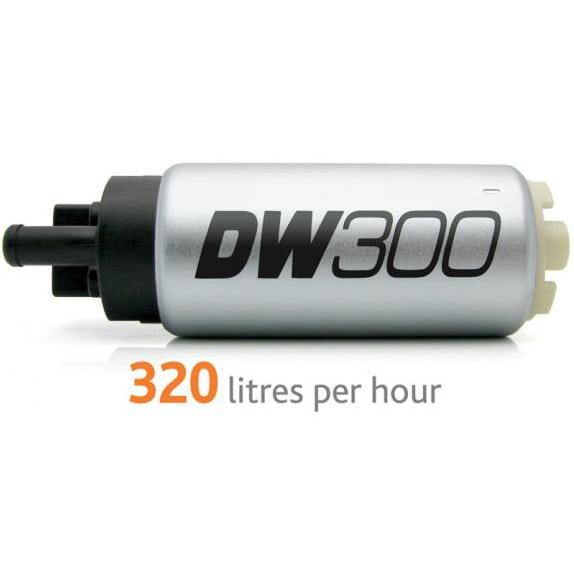 Deatschwerks DW300 High Flow In-Tank Fuel Pump - 2008-2015 ...