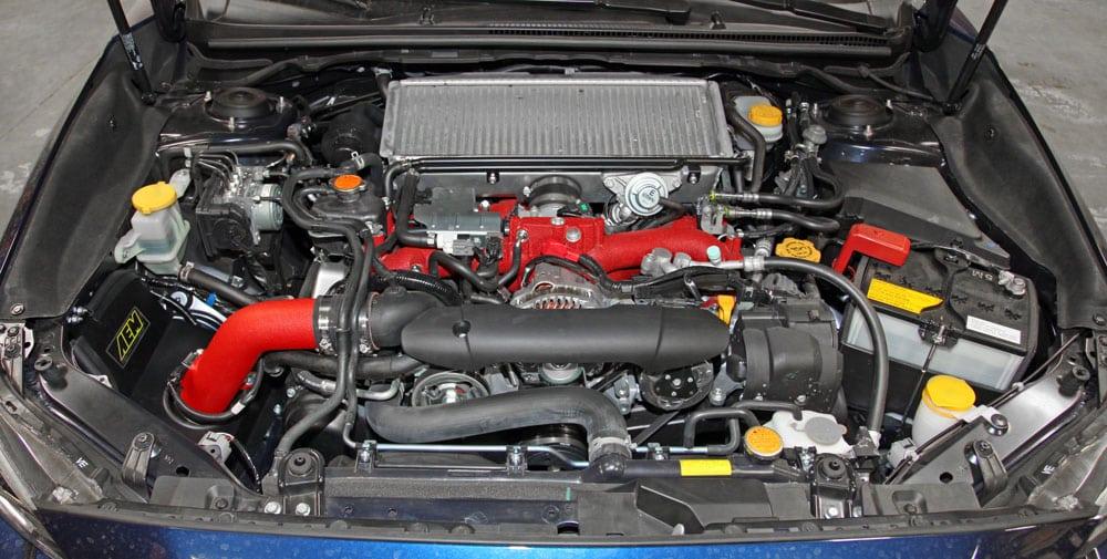 Aem Cold Air Intake 2017 Subaru Wrx Sti