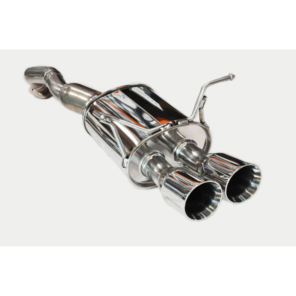 Tanabe Medallion Touring Axle-Back Exhaust -2015 Honda Fit