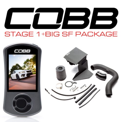 COBB Tuning Stage 1+ BIG SF Power Package