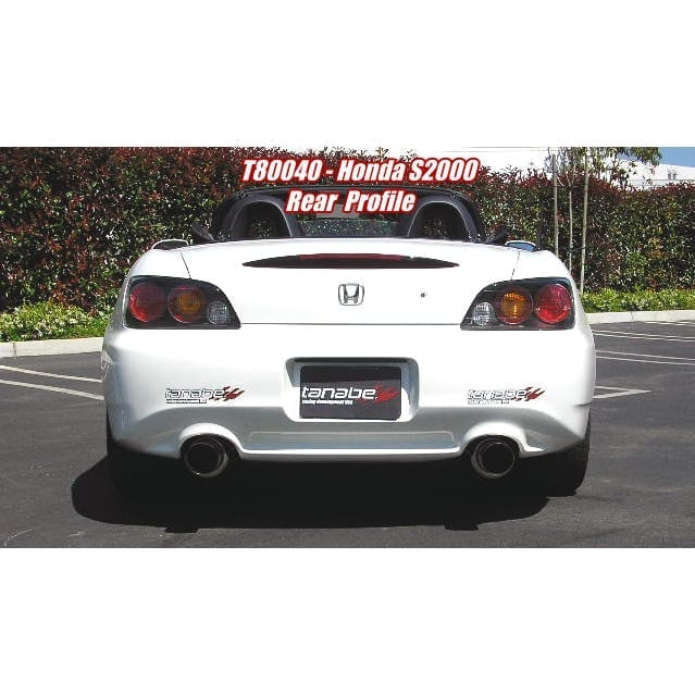 Tanabe Medalion Concept G Cat-Back Exhaust
