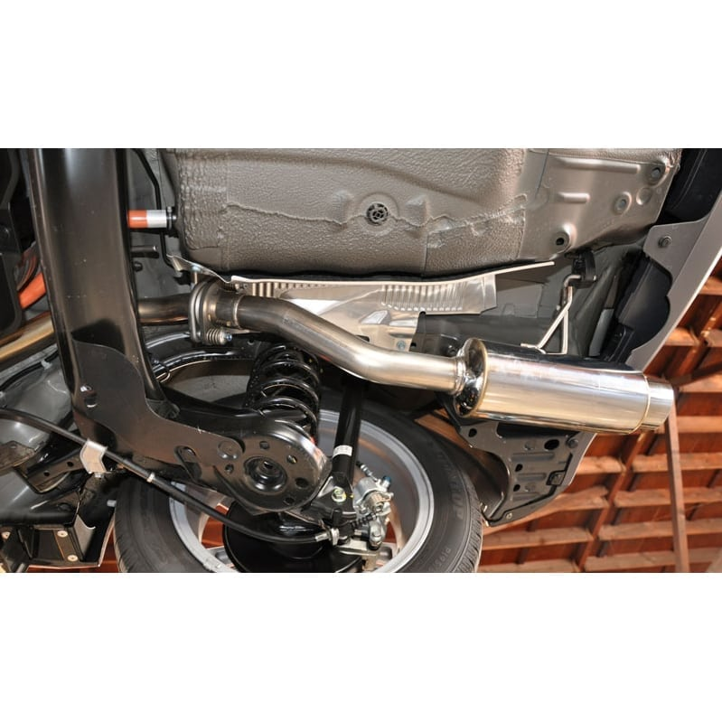 Tanabe Concept G Axle-Back Exhaust