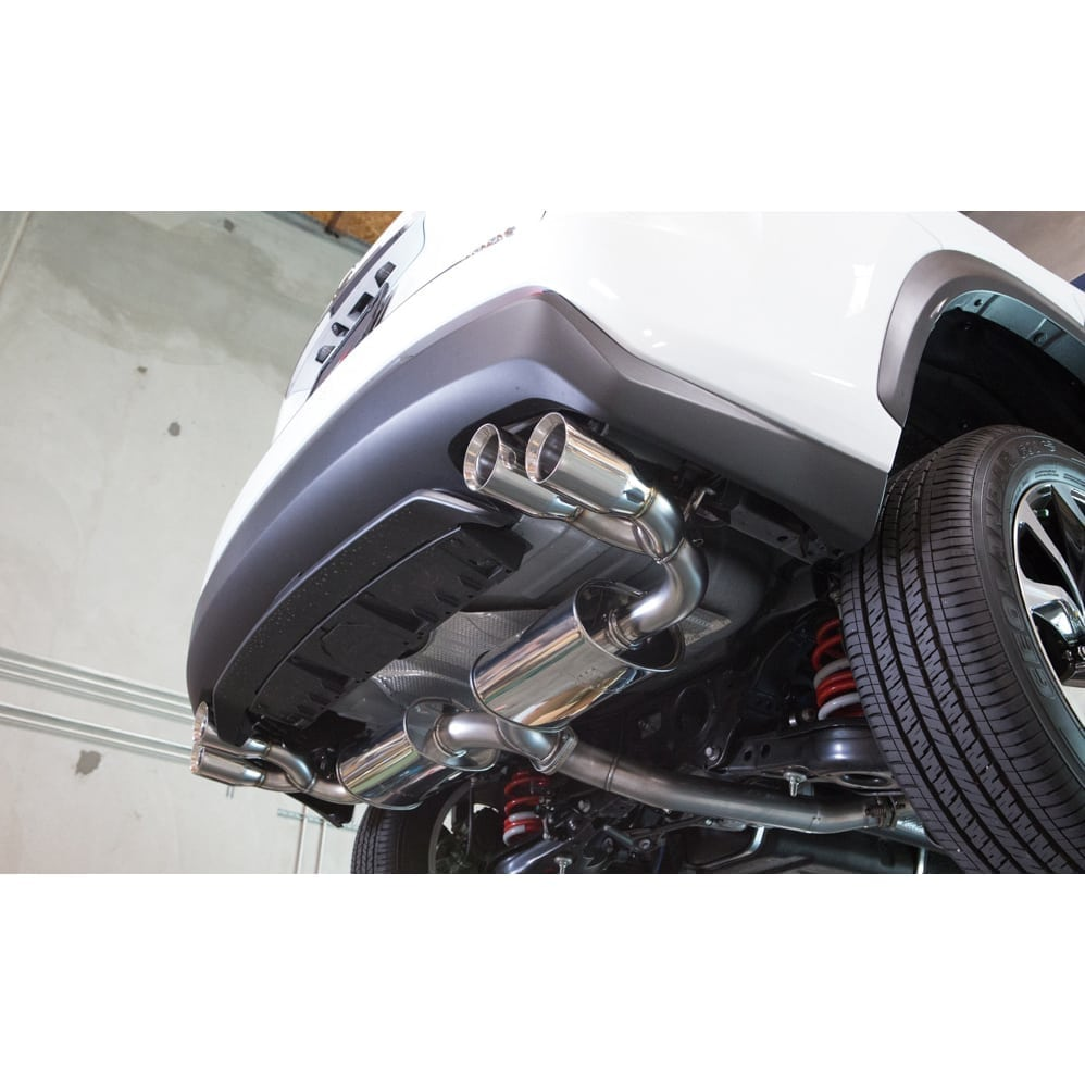 2018 Lexus Nx Head Gasket: Tanabe Medallion Touring Axle-Back Exhaust