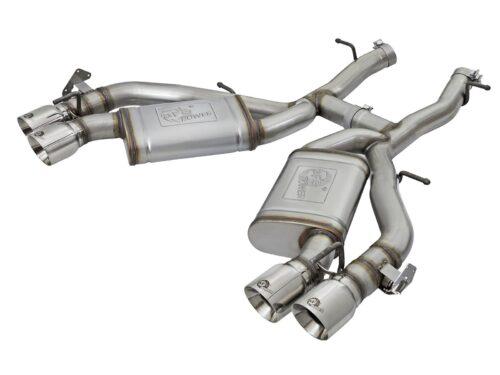 Axle-Back Exhausts