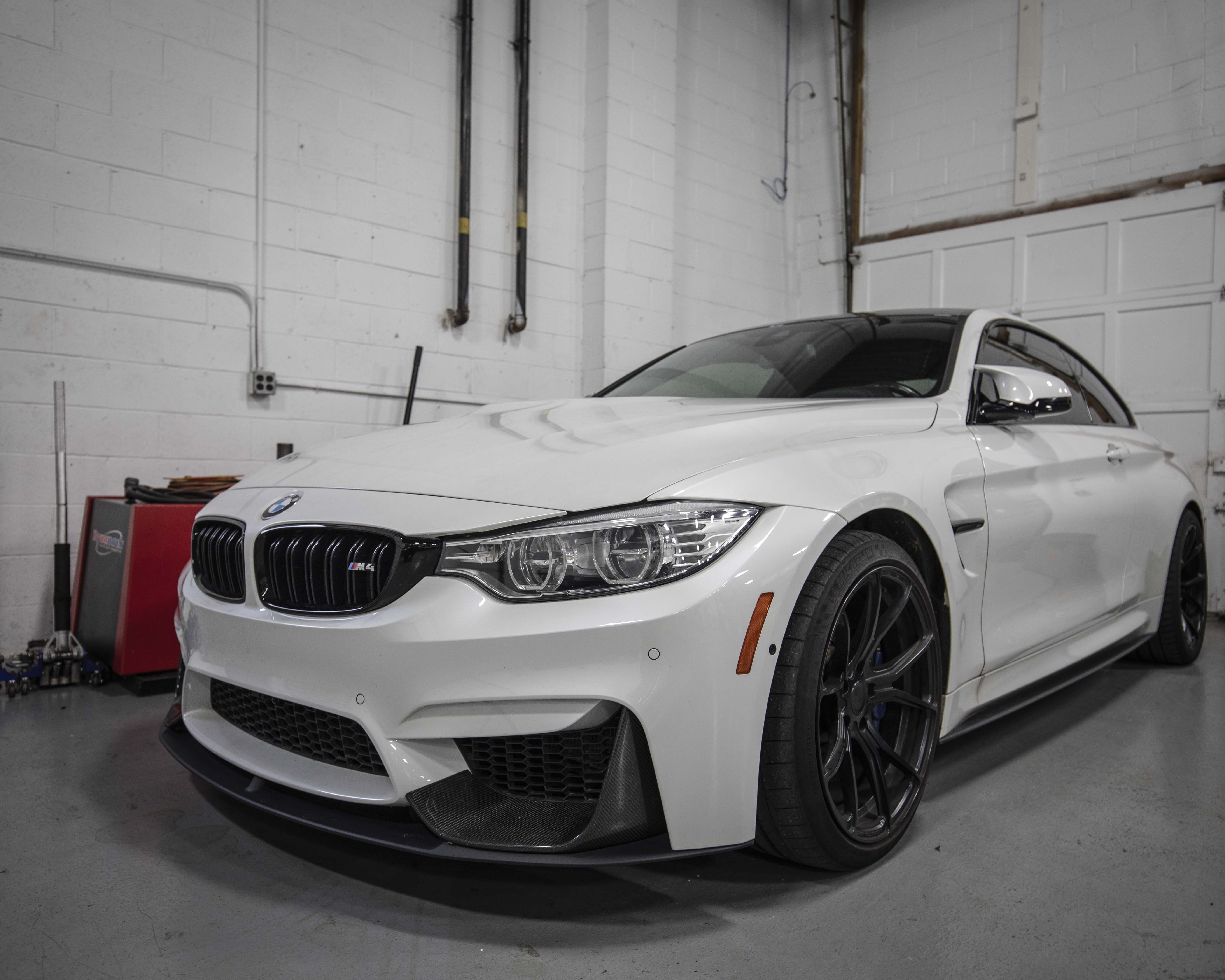 Tuning a BMW M4 with BootMod3 - 100+ WHP Gains! - Touge Tuning
