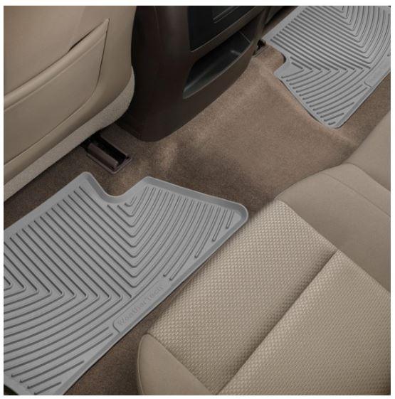 Weathertech All Weather 2nd Row Gray Floor Mats 14 18 Chevrolet Silverado 1500 15 19 2500 15 18 3500 14 18 Gmc Sierra 1500 15 19 2500 15 18 3500 Touge Tuning